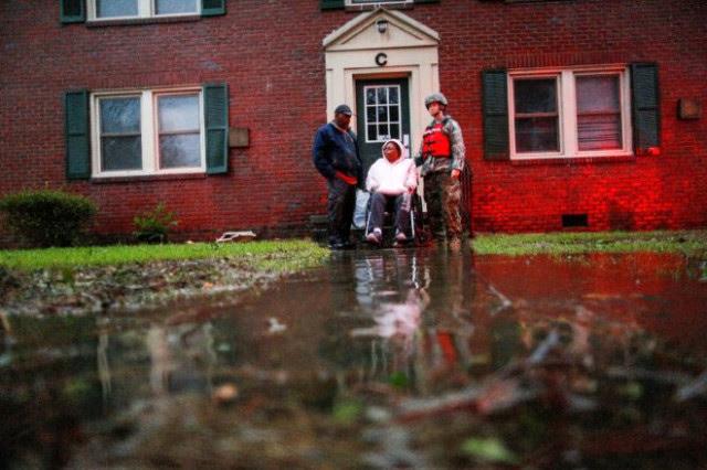 ABD'nin Kabusu Olan Florence Kasırgası, Can Almaya Devam Ediyor: 7 Ölü