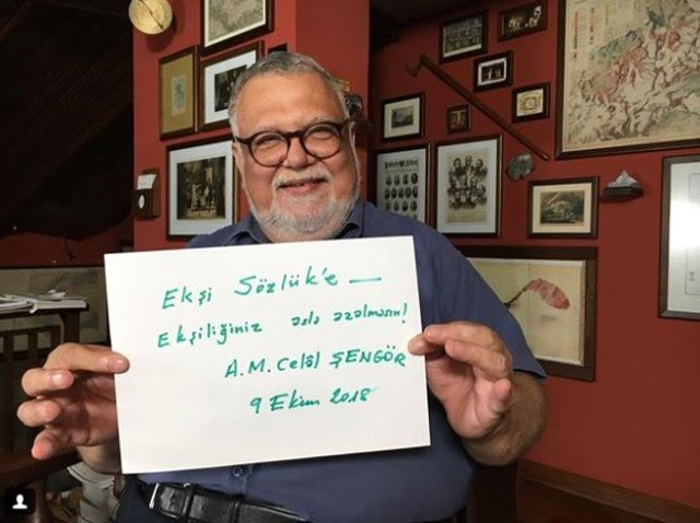 Ünlü Profesör Celal Şengör'den İnanılmaz İtiraf: Kendi Dışkımı Yedim