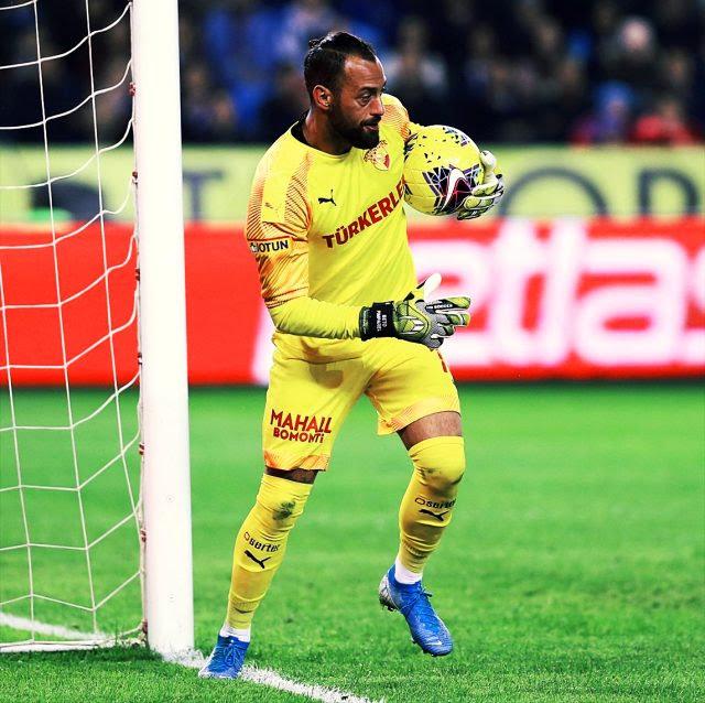Trabzonspor, Göztepe'ye 1-0 mağlup oldu!