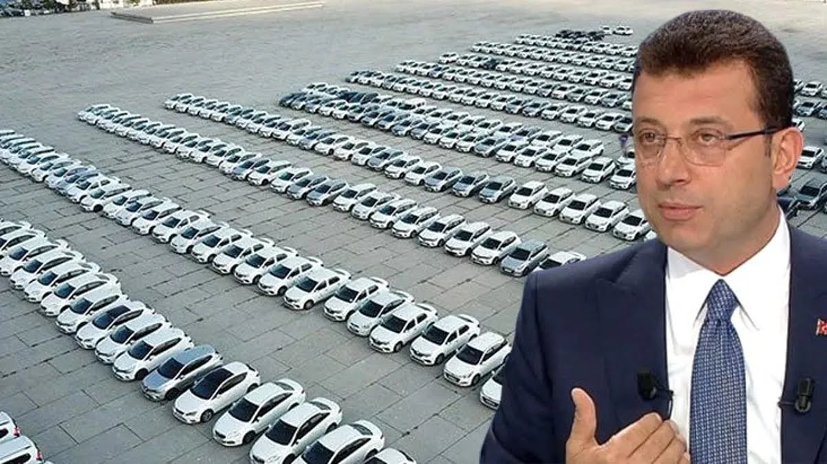 İBB Araştırma Komisyonu, Yenikapı'daki araçlarla ilgili raporunu açıkladı: Makam aracı değil, hizmet aracı