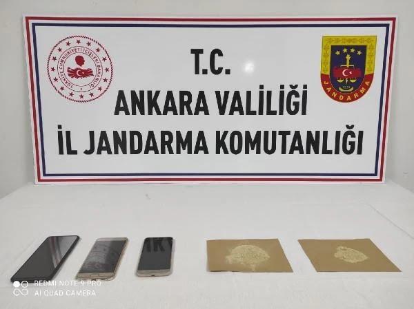 Son dakika: Ankara'da 2 ayrı uyuşturucu operasyonu: 2 tutuklama